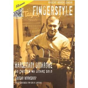 AN Kordylewski Robert ″Fingerstyle″ 50 ćwiczeń na gitarę  (...)