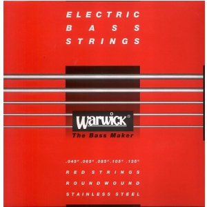 Warwick 42301 Red Lab Stainless Steel struny do gitary  (...)
