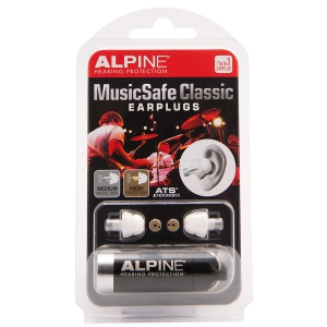 Alpine MusicSafe Classic zatyczki do uszu (para)