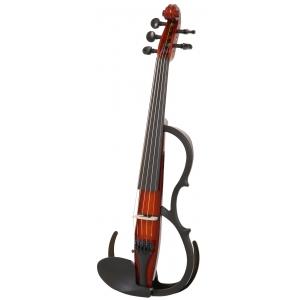 Yamaha SV 255 BR Silent Violin 5-strunowe skrzypce  (...)