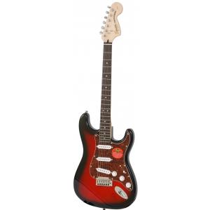Fender Squier Standard Stratocaster  RW ATB gitara  (...)