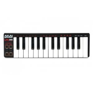 AKAI LPK 25 klawiatura sterująca USB/MIDI