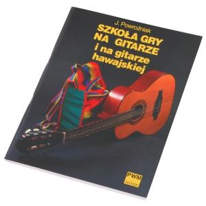 PWM Powroźniak Józef - Szkoła gry na gitarze i gitarze  (...)