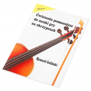 AN Goliński Ryszard Ćwiczenia pomocnicze do nauki gry na skrzypcach