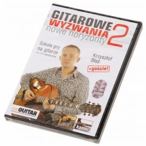 AN Błaś Krzysztof ″Gitarowe wyzwania 2″ DVDx3