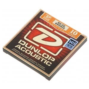 Dunlop DAB1048 struny do gitary akustycznej 10-48