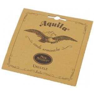 Aquila AQ 5U struny do ukulele sopranowego G-C-E-A, low G