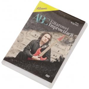 AN Wójcicki Piotr ABC Gitarowej Improwizacji DVD