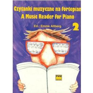 PWM Altberg Emma - Czytanki muzyczne na fortepian, z. 2