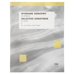 PWM Hoffman Jan, Rieger Adam - Wybrane sonatiny na fortepian, z. 1