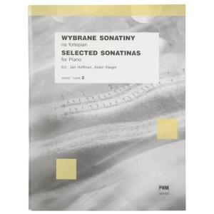 PWM Hoffman Jan, Rieger Adam - Wybrane sonatiny na fortepian, z. 2