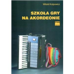 PWM Kulpowicz Witold - Szkoła gry na akordeonie
