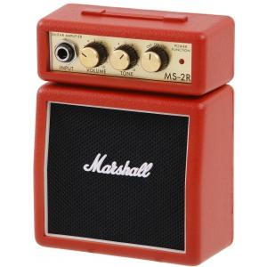 Marshall MS 2 red  mini wzmacniacz gitarowy