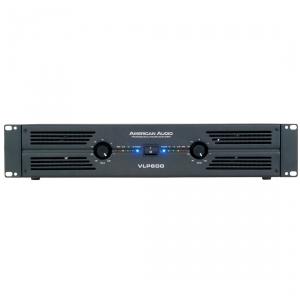 American Audio VLP 600 wzmacniacz mocy 2x300W/4