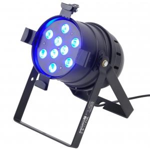 Cameo PAR 56 CAN - 9 x 3 W TRI Colour LED PAR Can RGB w  (...)