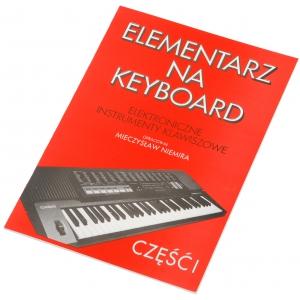 AN Niemira Mieczysław - Elementarz na keyboard cz. I