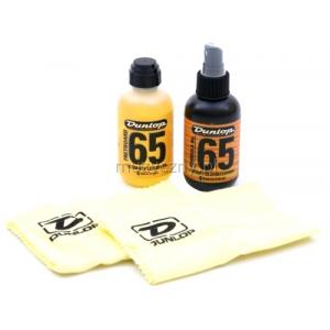 Dunlop 6503 Body & Fingerboard Cleaner Kit zestaw płynów  (...)