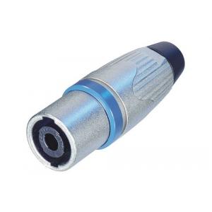 Neutrik NLT4MX wtyk Speakon 4-pin (męski) gniazdo na kabel