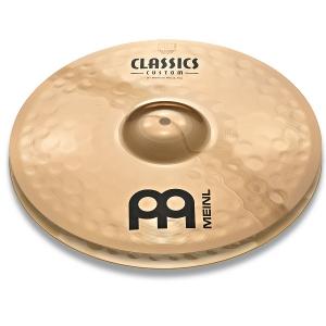 Meinl Classics Custom Medium Hi-Hat 14″ talerz perkusyjny