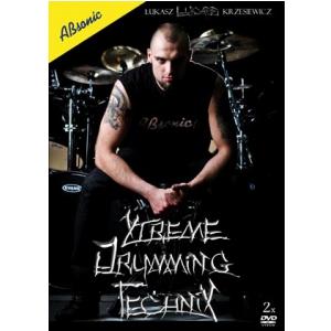 AN Łukasz LUCASS Krzesiewicz Xtreme Drumming Technix szkoła gry na perkusję