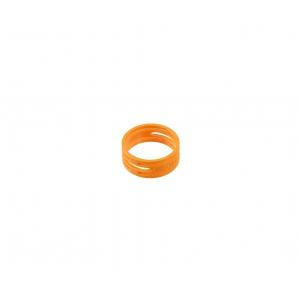 Neutrik XXR 3 pierścień na złącze NC**XX* (pomarańczowy)