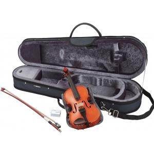 Yamaha V5 SC14 skrzypce 1/4 w komplecie ze smyczkiem i  (...)