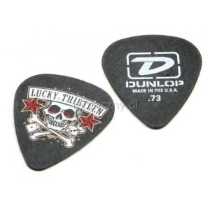 Dunlop Lucky 13 11 Skull Dice kostka gitarowa 0.73mm
