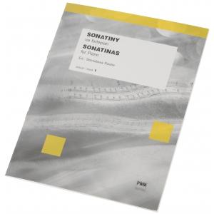 PWM Raube Stanisława - Sonatiny na fortepian, z. 1