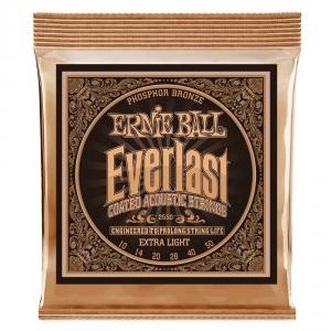 Ernie Ball 2550 Coated Phosphor Bronze struny do gitary akustycznej 10-50
