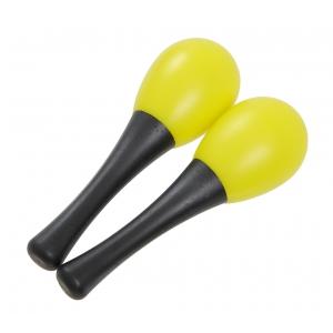 Club Salsa F835414 marakasy (żółte) instrument perkusyjny