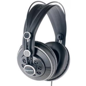 Superlux HD 681B słuchawki studyjne półotwarte (32ohm)