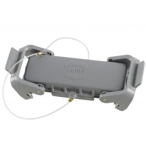 Harting 09-30-024-5422 pokrywa z klapami/metal