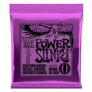 Ernie Ball 2220 NC Power Slinky struny do gitary  (...)