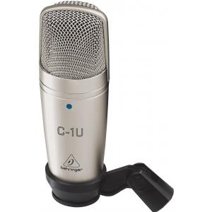 Behringer C1 USB mikrofon pojemnościowy do komputera
