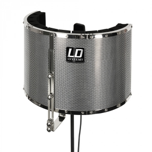 LD Systems RF1 ekran akustyczny, ambient, reflection filtr