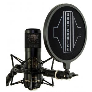 Sontronics STC-20 Pack studyjny mikrofon pojemnościowy z  (...)