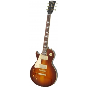Vintage LV100TSB LH gitara elektryczna leworęczna sunburst