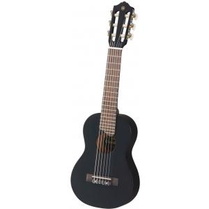 Yamaha GL 1 BL ukulele, 6 strun (z pokrowcem) czarne