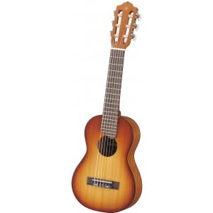 Yamaha GL 1 TBS ukulele, 6 strun (z pokrowcem) podpalany  (...)