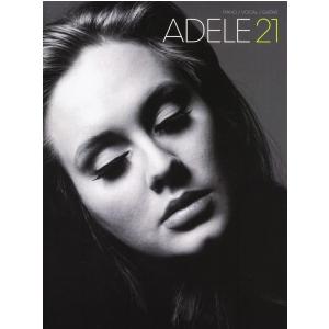 PWM Adele - 21 Album songbook (utwory na fortepian, wokal  (...)