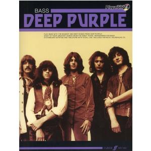 PWM Deep Purple - Bass playalong (utwory na gitarę basową  (...)