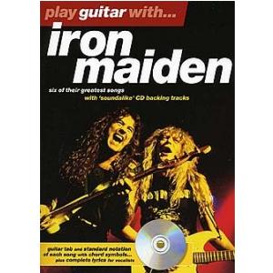 PWM Iron Maiden - Play guitar with... (utwory na gitarę +  (...)