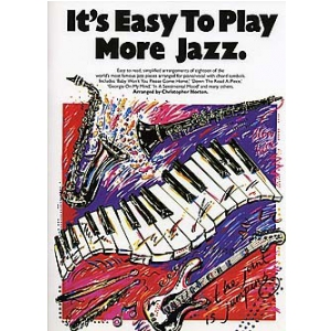 PWM Różni - It′s easy to play more jazz (utwory na  (...)