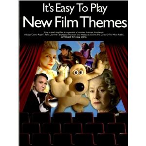 PWM Różni - It′s easy to play. New film themes na fortepian