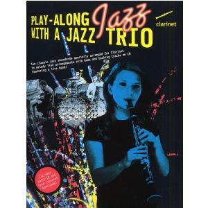 PWM Różni - Play-along jazz with a jazz trio na klarnet (+  (...)