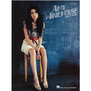 PWM Amy Winehouse - Back to Black (utwory na fortepian,  (...)