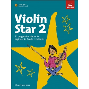 PWM Huws Jones Edward - Violin Star vol. 2 (utwory na  (...)