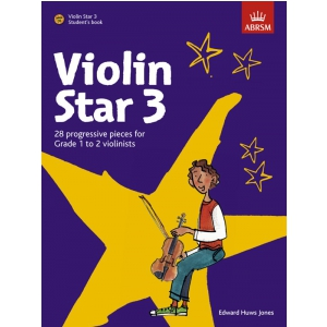 PWM Huws Jones Edward - Violin Star vol. 3 (utwory na  (...)