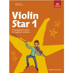 PWM Huws Jones Edward - Violin Star vol. 1 (utwory na  (...)