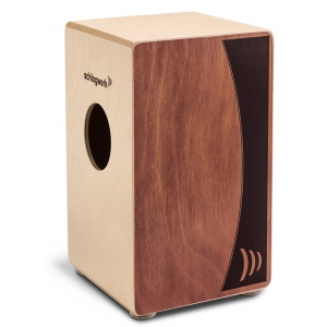 Schlagwerk Percussion CP-555  Agile Dual Red Cajon  (...)